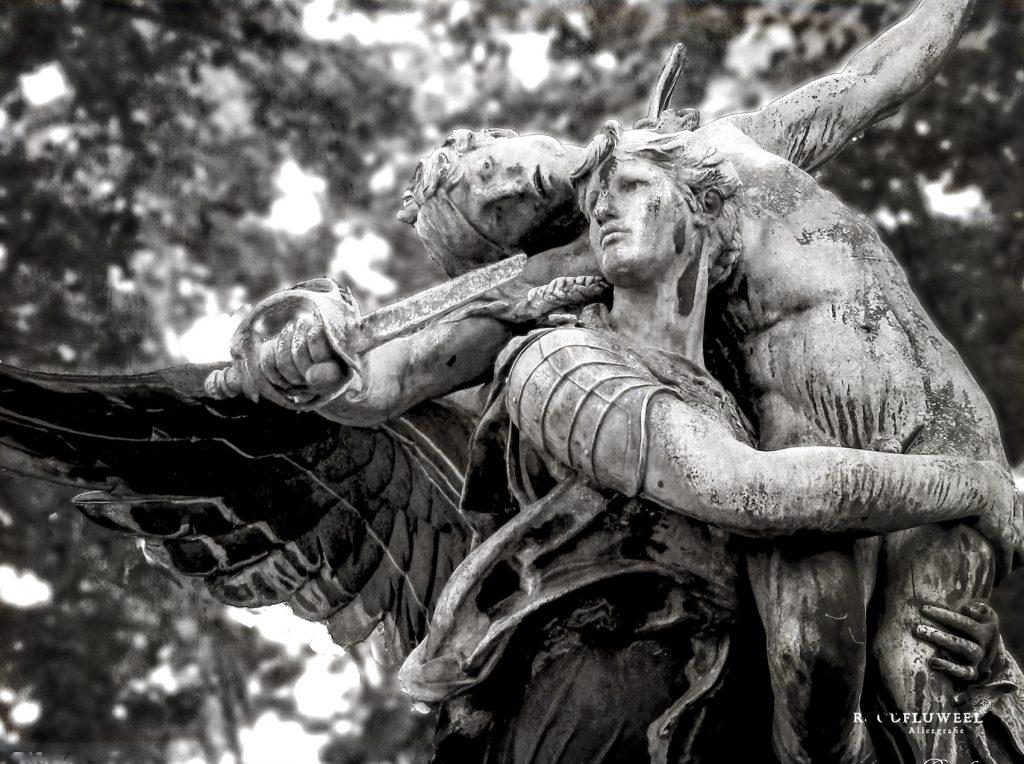 Angel, madrid